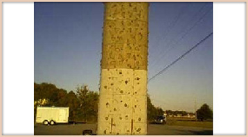 Rent our Rock Climbing Wall